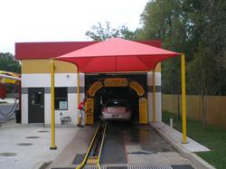 Car Wash Four Post