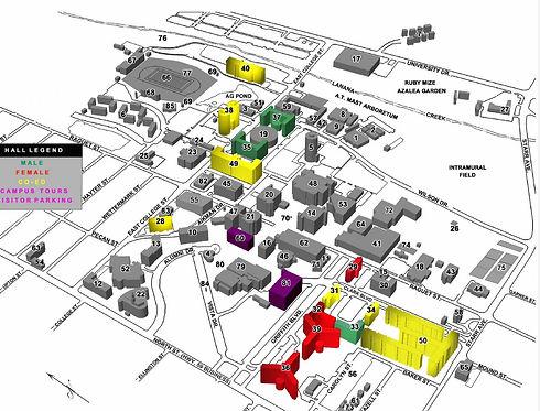Stephen-F-Austin-State-University-Campus