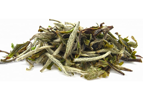 White Peony, Hand picked and sun dried, lively and fresh. A refined Tea.