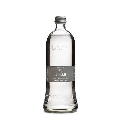 Premium Stille Italian Water. 12 (.75 L) Glass Bottles/Case.  $3.49 Per.