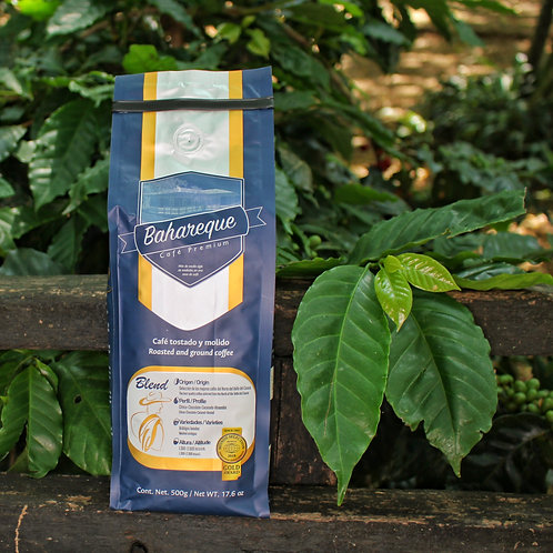 Wholesale Bahareque: Cafe' Premium, Cupping Score 93.8