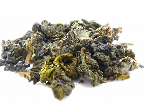 Oolong WuYi, Known for its light, sweet cup with a fragrant orchid finish