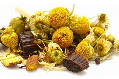 Honey Chamomile Vanilla. The Perfect Bed Time Tea.