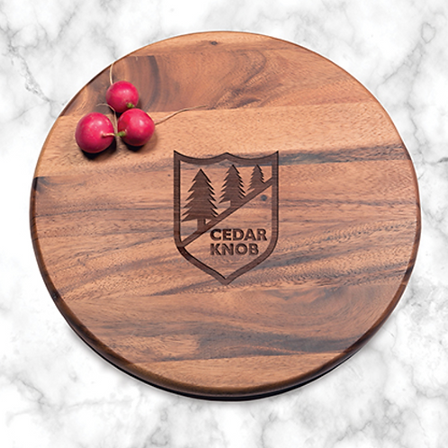 The Farmhouse Cutting & Serving Board