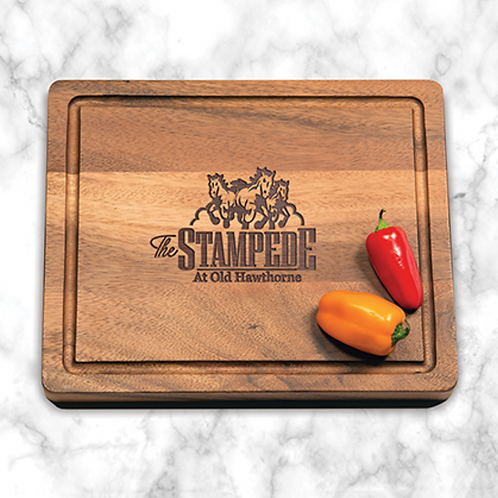 The Ranch Cutting & Serving Board