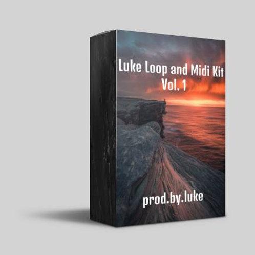 Loop/MIDI Kit Vol. 1 (Prod. Luke)