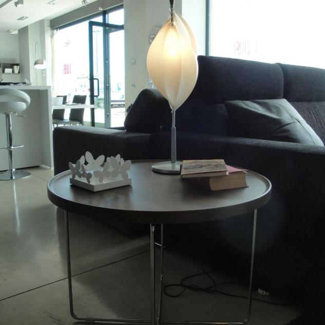 tavolino calligaris, misura diametro 70x55h