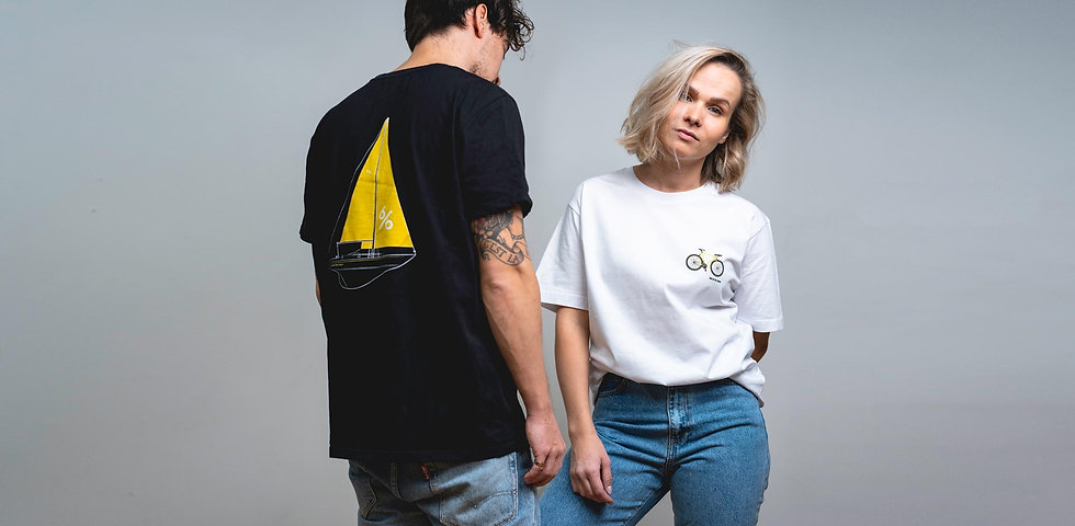Afect Clothing sustainable unisex streetwear