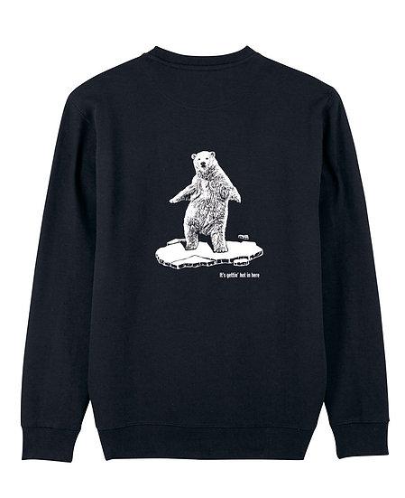 SKATTA Polar Bear Backprint