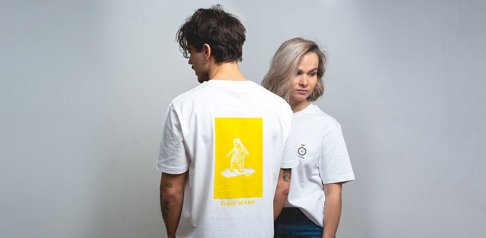 Afect Clothing Unisex organic cotton t-shirts