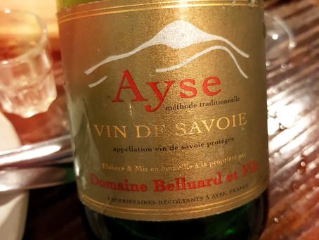 The Rare White Grape of Haut-Savoie - Gringet