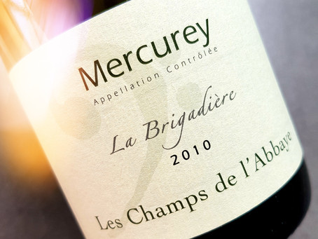Daily Drinking Burgundy: Mercurey Blanc