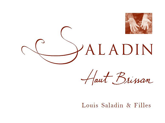 Domaine Saladin, Haut Brissan, Grenache