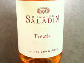 Aged Rosé - Saladin's Tralala! 2009