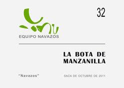 """La Bota 32 de Manzanilla """"Navazos"""""""
