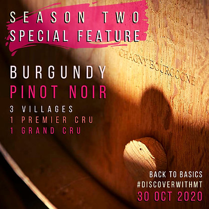 #DicoverWithMT Season 2 Special Feature (Burgundy) Tasting Bundle