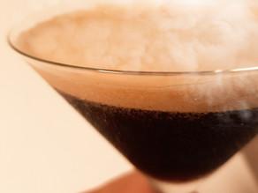Espresso Martini with A Pedro Ximénez Twist