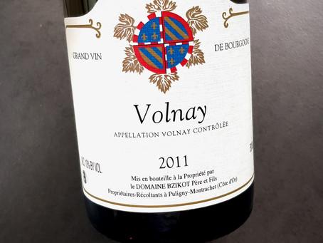 Domaine Bzikot Volnay 2011