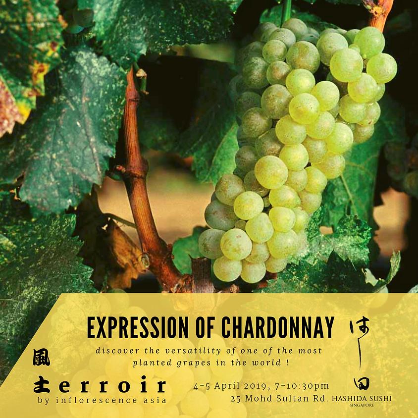 Expression of Chardonnay #001