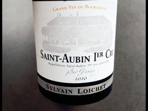 "Affordable White Burgundy: Loichet's Saint-Aubin 1er Cru ""Sur Gamay"" 2010"