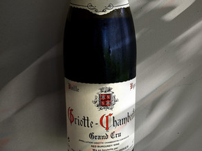 Domaine Fourrier Griotte-Chambertin Grand Cru 1999