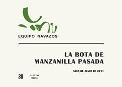 "La Bota 30 de Manzanilla Pasada ""Capataz Rivas"""