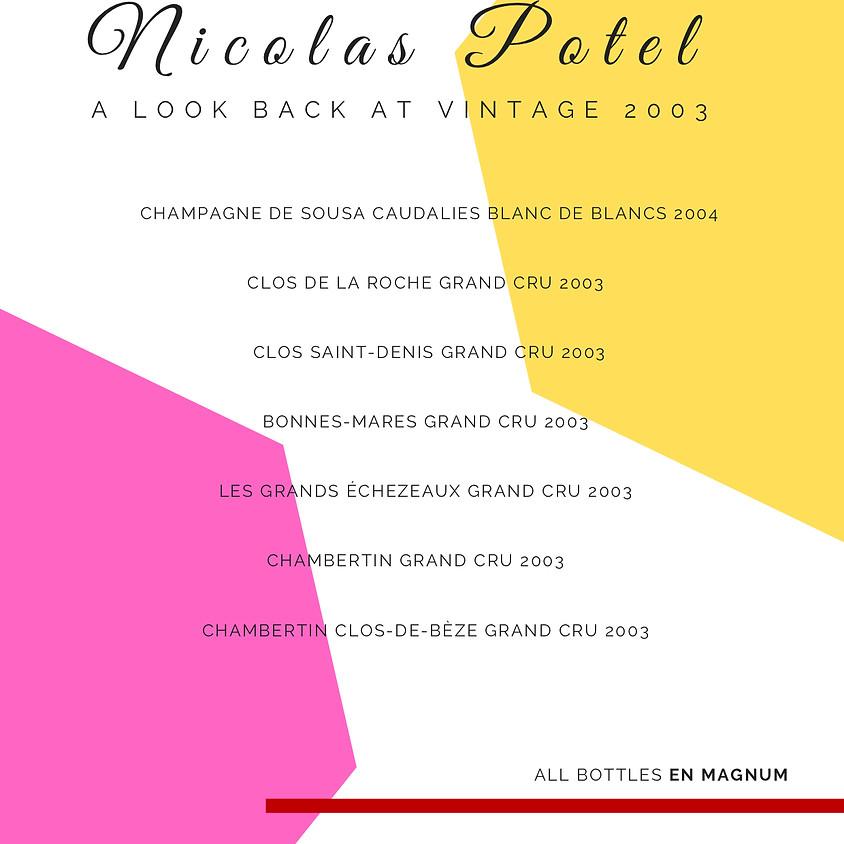 Nicolas Potel GRAND CRU Magnum Dinner