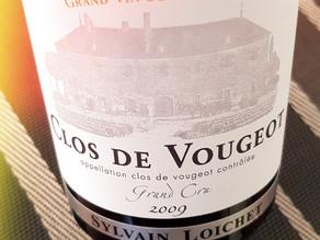 Sylvain Loichet Clos de Vougeot Grand Cru 2009