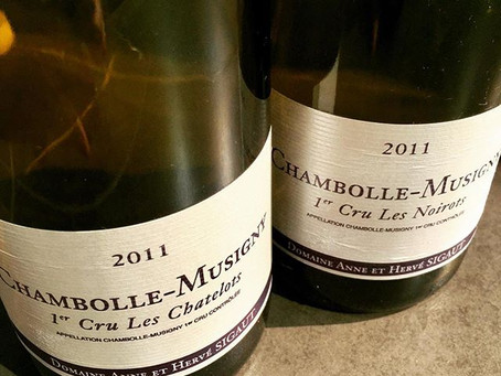 Chambolle-Musigny by Domaine Anne et Hervé Sigaut