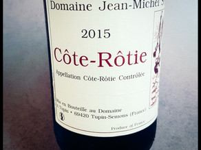 Côte-Rôtie of Jean-Michel Stephan