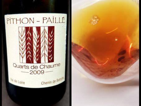 Pithon-Paillé Quarts de Chaume 2009, Loire Valley