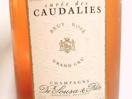 Champagne de Sousa Caudalies Rosé
