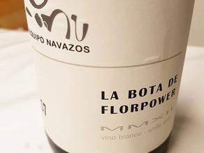 """Wine Tasting Notes: Equipo Navazos La Bota 57 de Vino Blanco """"Florpower"""""""