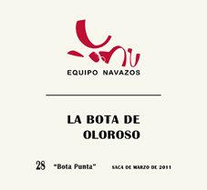 """La Bota 28 de Oloroso """"Bota Punta"""" 375ml"""