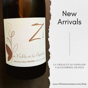 New Arrivals: La Vrille et Le Papillon