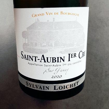 "Sylvain Loichet Saint-Aubin 1er Cru ""Sur Gamay"" 2010"