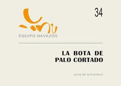 """La Bota 34 de Palo Cortado """"Pata de Gallina"""""""