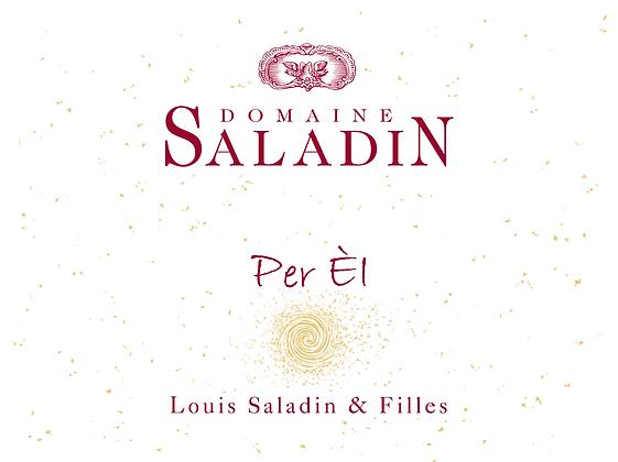 Domaine Saladin, Per El, Rhone White
