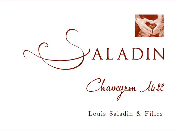 Domaine Saladin, Chaveyron, Côte-Rôtie, Syrah, Viognier