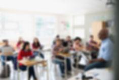 Une conférence Salle de classe