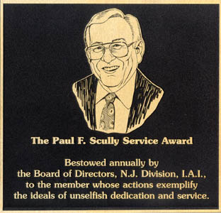 Paul F. Scully Award
