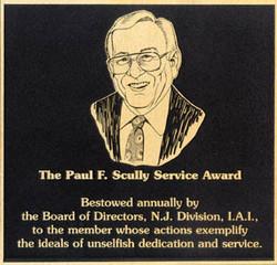 Paul F. Scully Award