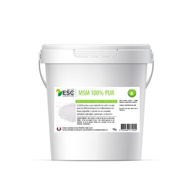 ESC Laboratoires - MSM 100% pur - Articulations cheval