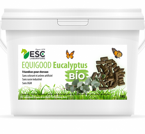 ESC Laboratoires - Equigood eucalyptus