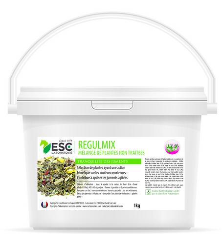 ESC Laboratoire - Régulmix – Régulation hormonale et douleurs ovaires juments