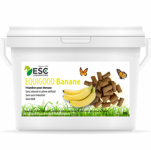 ESC Laboratoires - Equigood banane
