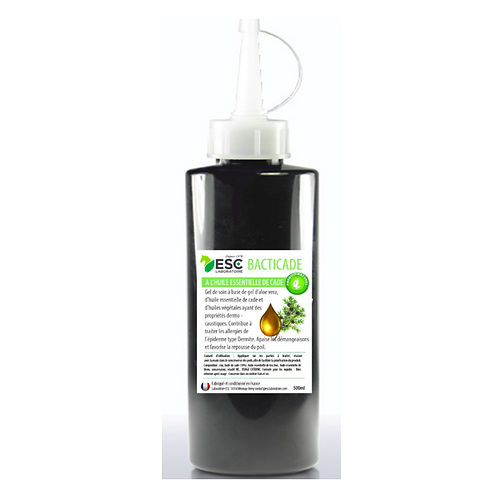 ESC Laboratoire - Bacticade - À l'huile de cade - soin dermite et démangeaisons