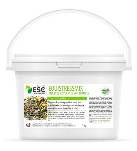 ESC Laboratoire - Equistress mix, stress et anxiété cheval - Mélange de plantes
