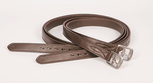 Harry's Horse - Étrivières cuir doublées nylon