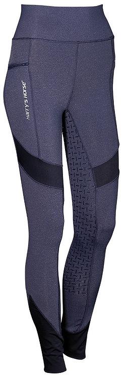Harry's Horse - Legging d'équitation EquiTights Melange Full grip